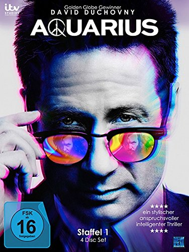 Aquarius Staffel 1 (4 DVDs)