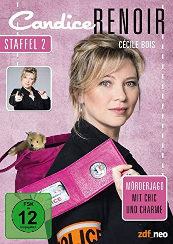 Candice Renoir Staffel 2 (4 DVDs)