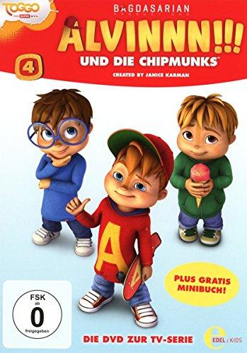 Alvinnn!!! und die Chipmunks, Vol. 4: Der Familientag