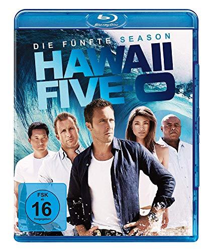 Hawaii Five-0 - Staffel  5 [Blu-ray]