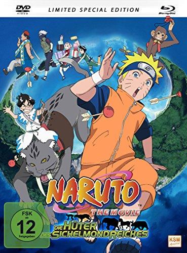Naruto The Movie 3: Die Hüter des Sichelmondreiches (Limited Special Edition) (2 DVDs)