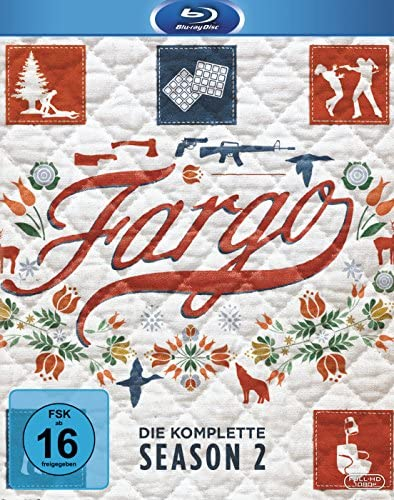 Fargo Staffel 2 [Blu-ray]