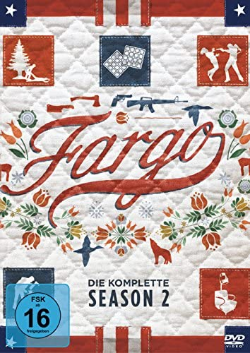 Fargo Staffel 2 (4 DVDs)