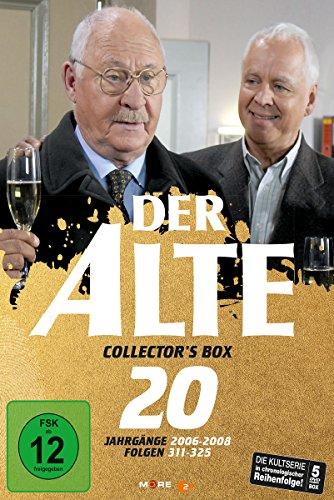 Der Alte Collector's Box Vol.20, Folge 311-325 (5 DVDs)