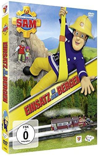 Feuerwehrmann Sam Einsatz in den Bergen