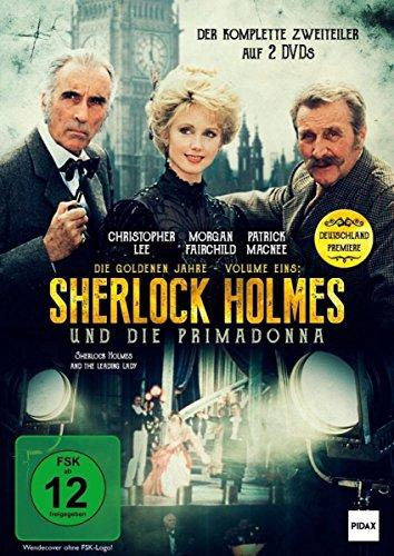 Sherlock Holmes - Die goldenen Jahre, Vol. 1: Sherlock Holmes und die Primadonna (2 DVDs)