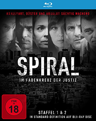 Spiral Staffel 1+2 [Blu-ray]
