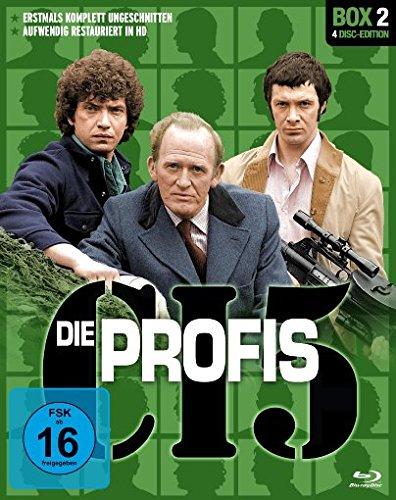 Die Profis Box 2 [Blu-ray]