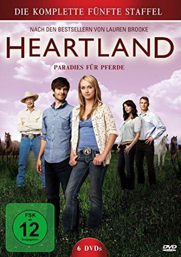 Heartland - Paradies für Pferde: Staffel   5 (6 DVDs)
