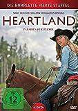 Heartland - Paradies für Pferde: Staffel 4 (6 DVDs)