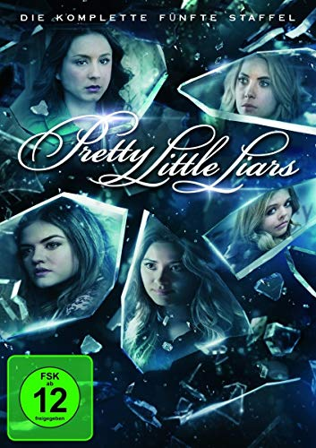 Pretty Little Liars Staffel 5 (6 DVDs)