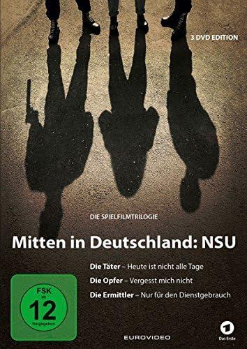 Mitten in Deutschland: NSU 3 DVDs