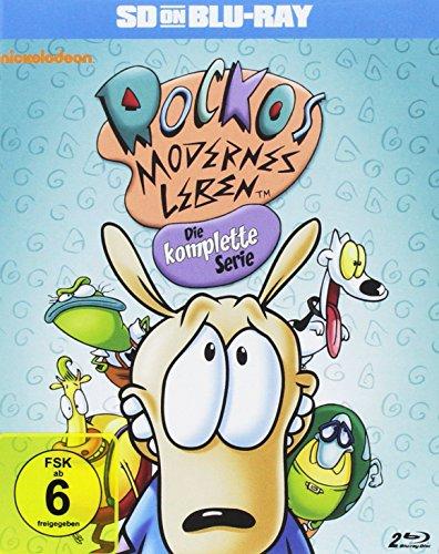 Rockos modernes Leben Die komplette Serie [SD on Blu-ray]