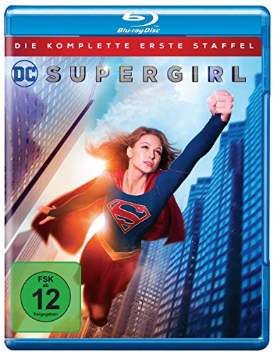 Supergirl Staffel 1 [Blu-ray]
