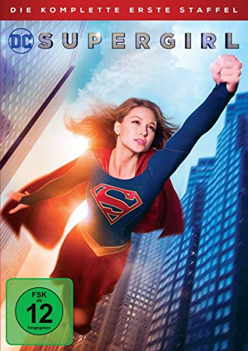Supergirl Staffel 1 (6 DVDs)