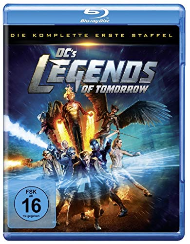 DC's Legends of Tomorrow Staffel 1 [Blu-ray]