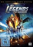 DC's Legends of Tomorrow - Staffel 1 (4 DVDs)