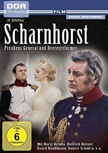 Scharnhorst (DDR TV-Archiv) (3 DVDs)