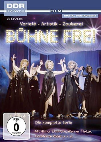 Bühne frei! (DDR TV-Archiv) (3 DVDs)