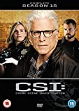 CSI - Crime Scene Investigation - Season 15 - Complete