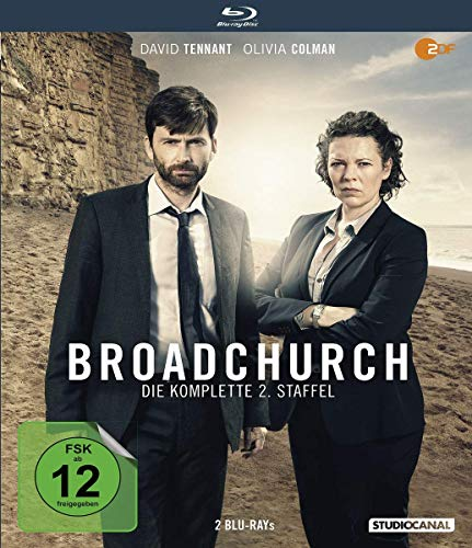 Broadchurch Staffel 2 [Blu-ray]