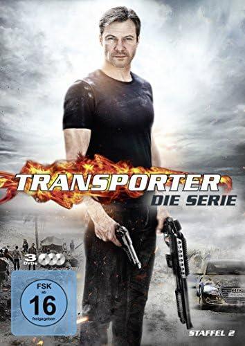 Transporter - Die Serie: Staffel 2 (3 DVDs)