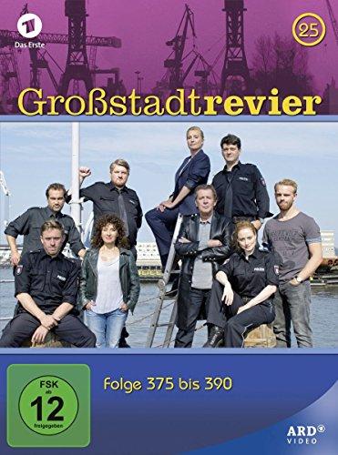 Großstadtrevier Box 25, Staffel 29 (4 DVDs)