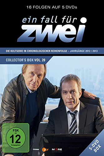 Ein Fall für Zwei Collector's Box 20 (5 DVDs)