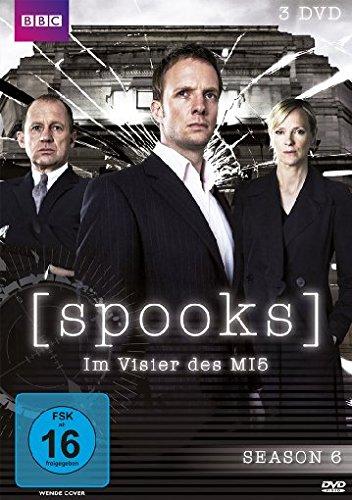 Spooks - Im Visier des MI5: Staffel 6 (3 DVDs)