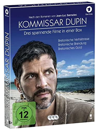 Kommissar Dupin Box (3 DVDs)