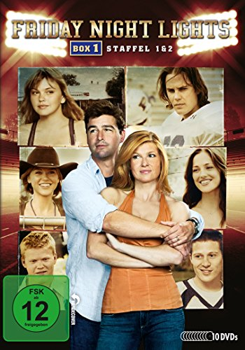 Friday Night Lights Staffel 1+2 (10 DVDs)