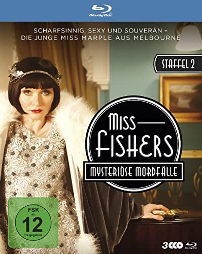Miss Fishers mysteriöse Mordfälle Staffel 2 [Blu-ray]