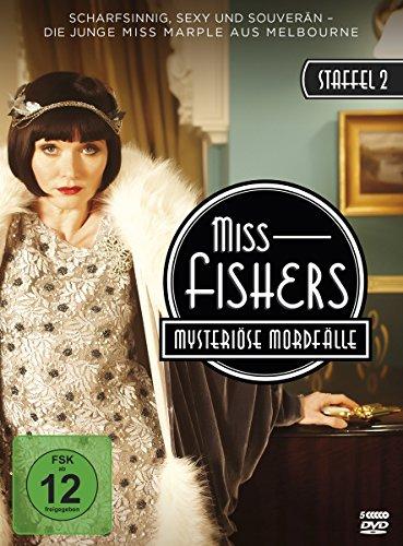 Miss Fishers mysteriöse Mordfälle Staffel 2 (5 DVDs)