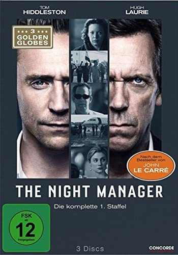 The Night Manager Staffel 1 (3 DVDs)