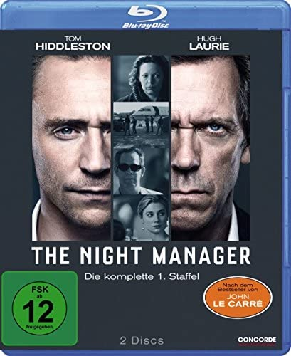 The Night Manager Staffel 1 [Blu-ray]