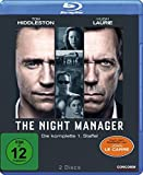The Night Manager - Staffel 1 [Blu-ray]