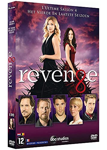 Revenge Staffel 4 (6 DVDs)