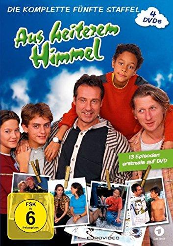 Aus heiterem Himmel Staffel 5 (4 DVDs)