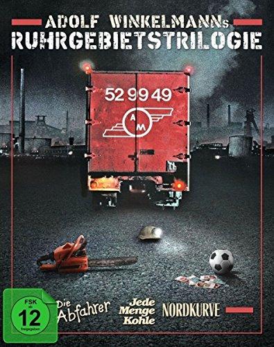 Adolf Winkelmanns Ruhrgebietstrilogie (inkl. Soundtrack-CD) [Blu-ray]