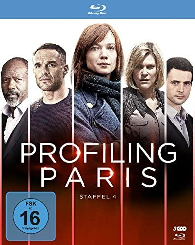 Profiling Paris Staffel 4 [Blu-ray]
