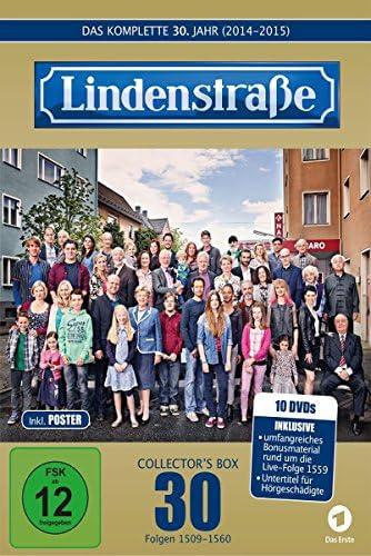 Lindenstraße Das komplette 30. Jahr (Special Edition) (10 DVDs)