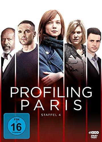 Profiling Paris Staffel 4 (4 DVDs)
