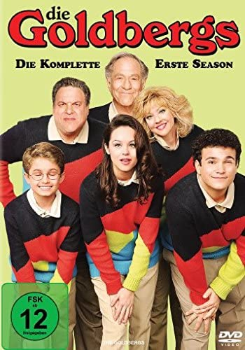 Die Goldbergs Staffel 1 (3 DVDs)