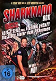 Sharknado 1-3 Box-Edition (2 DVDs mit 3 Filmen plus Bonus-Doku)