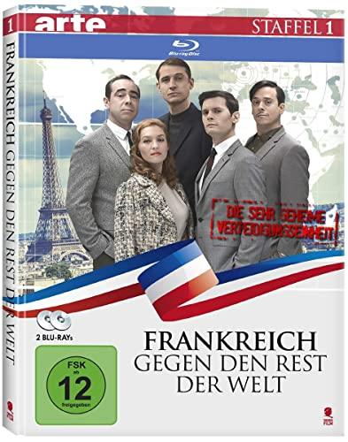 Frankreich gegen den Rest der Welt Staffel 1 [Blu-ray]