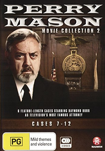 Perry Mason Movie Collection 4 (Cases 19-26)