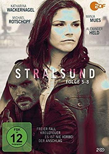 Stralsund Teil  5-8 (2 DVDs)