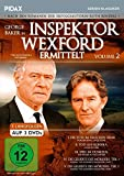 Inspektor Wexford ermittelt, Vol. 2 (The Ruth Rendell Mysteries) (3 DVDs)