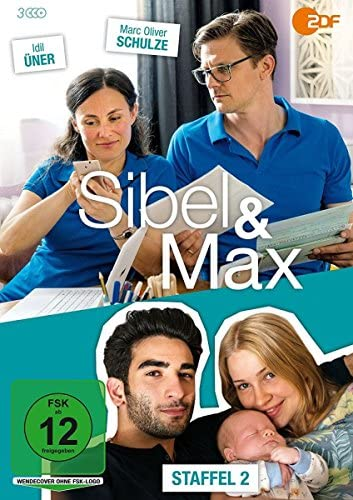 Sibel & Max Staffel 2 (3 DVDs)