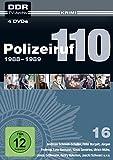 Polizeiruf 110 - Box 16: 1988-1989 (DDR TV-Archiv) (4 DVDs)